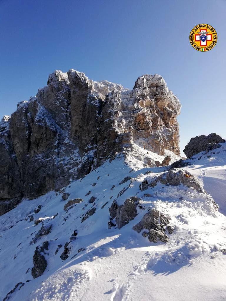 giovane disperso montagna gran sasso ricerche 30 novembre (2)-2