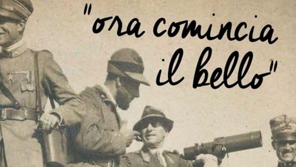'Ora comincia il bello!' a Pescarabruzzo, in mostra 60 scatti inediti dell'impresa di Fiume