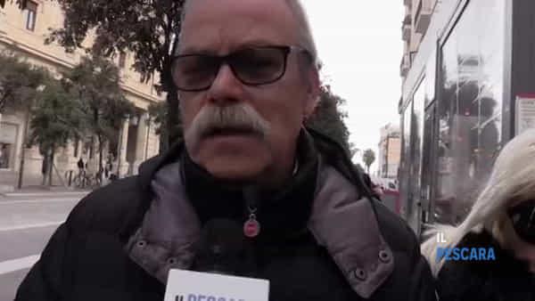 VIDEO   Rigopiano, il ricordo di Pescara a due anni esatti dalla tragedia