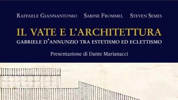 Raffaele Giannantonio parla del suo libro sulVateel'architetturaall'Aurum