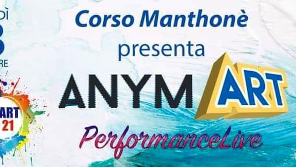 AnymArt, in centro storico una serata all'insegna dell'arte e della musica