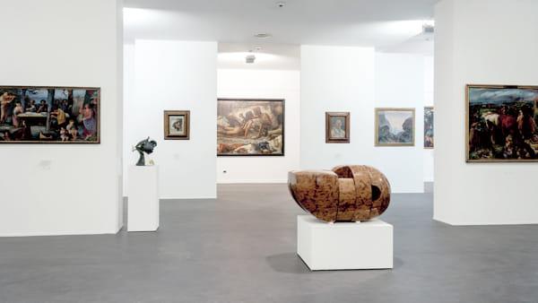 """""""Museo sotto le stelle"""", visite guidate serali alle Genti d'Abruzzo e al Cascella"""