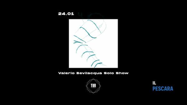 """Valerio Bevilacqua in """"Solo show"""" alla galleria The Urban Box"""