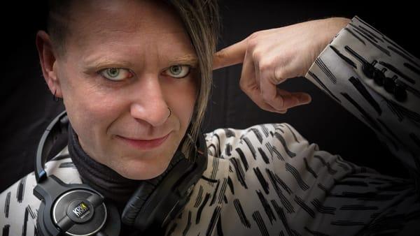 Andy in concerto al Loft 128 di Spoltore con iDeMode (Depeche Mode tribute)