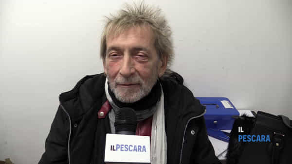 "VIDEO | Claudio Golinelli a Pescara per la presentazione ufficiale di ""Grazie Vasco"""