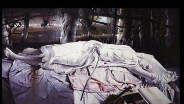 "Gli ""Spaesamenti metafisici"" di Gigino Falconi al Museo d'Arte Moderna Vittoria Colonna"