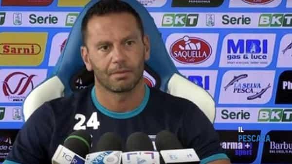 VIDEO | Empoli-Pescara, Zauri crede nell'impresa al Castellani nonostante le assenze