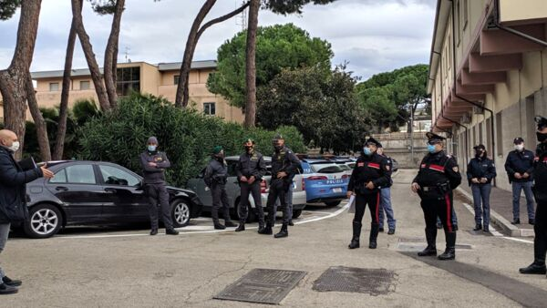 Controlli interforze anti Covid a Pescara: 19 persone multate, due denunciate