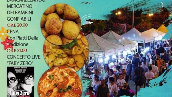 'Marina in festa': bancarelle e mercatini a Città Sant'Angelo domenica 8 settembre