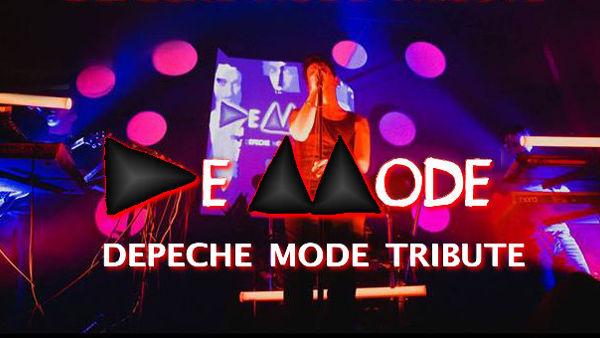 DeMode (Depeche Mode tribute) + dj set Alessio Rulli alLoft 128 diSpoltore