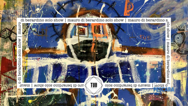 """Mauro Di Berardino a The Urban Box in """"Solo show"""""""