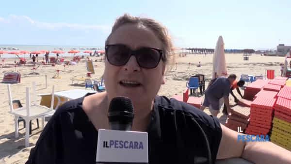VIDEO | Montesilvano si prepara per l'arrivo del Jova Beach Party, cosa ne pensano i cittadini?