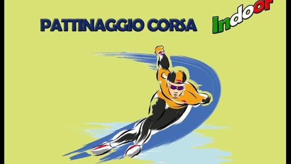 Campionati italiani Indoor2020 di pattinaggio velocità dal 31 gennaio al 2 febbraio