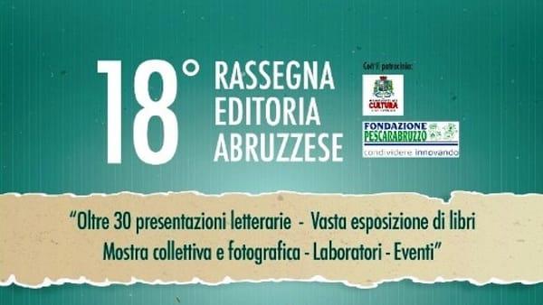 18esima Rassegna Editoria Abruzzese al Circolo Aternino di Pescara