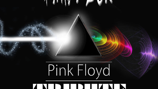 Paintbox (tribute Pink Floyd) in 'Pink Floyd - the story' a Estatica