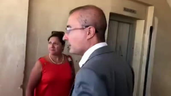 VIDEO | Ancora abusivi nelle case popolari di via Lazio a Montesilvano
