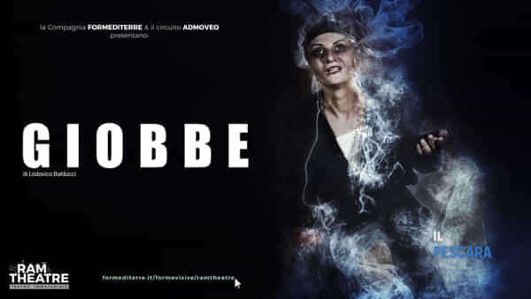 Giobbe, nuovo appuntamento streaming di Ram Theatre