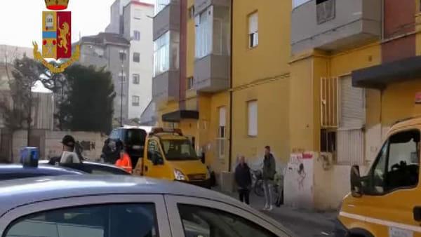 VIDEO | Blitz a Rancitelli nel Ferro di Cavallo: le immagini dell'operazione della Polizia