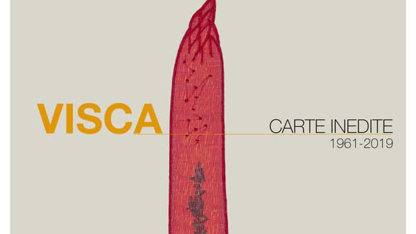 """Visca Carte Inedite 1961-2019"", mostra allaMaison des Arts"