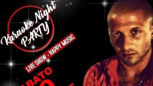'Karaoke night party' con Federico Fornaro al Civico Cento4