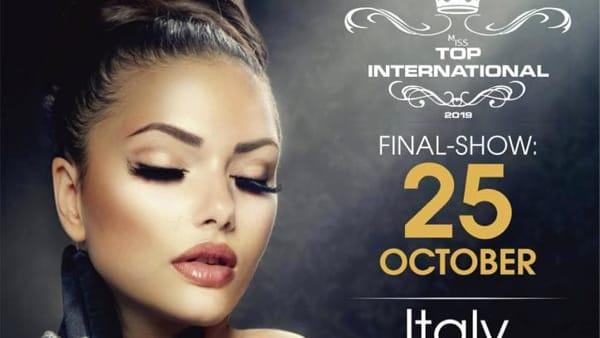 Pescara accoglie le 'Miss Top International', final show venerdì 25 ottobre