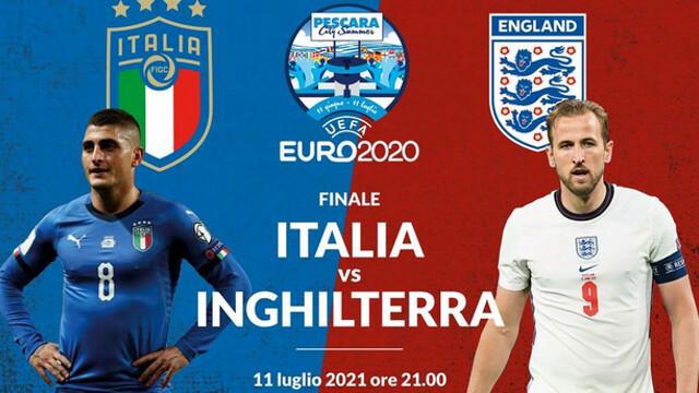 Finale Italia - Inghilterra, già sold out i posti a sedere al Pescara City  Summer