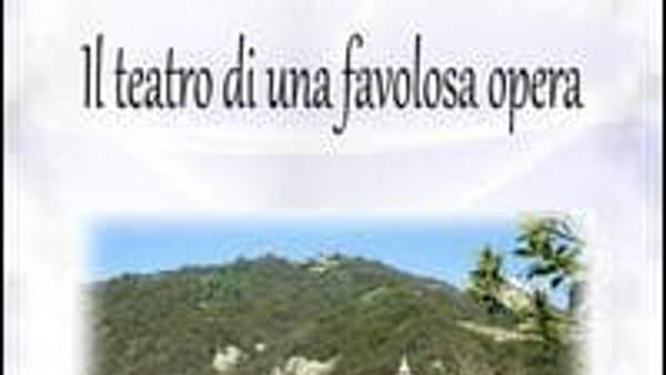 """Vincenzo Luca Salini presenta """"Il teatro di una favolosa opera"""" a Spoltore"""