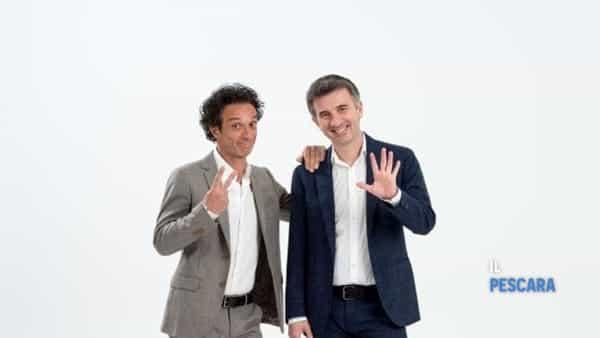 Ficarra e Picone a Pescara con 'Abbiamo fatto… 25 anni'