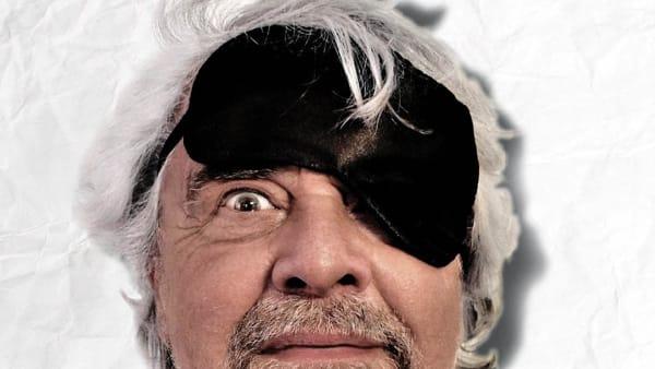 """Beppe Grillo torna a Pescara con il nuovo spettacolo """"Terrapiattista"""""""