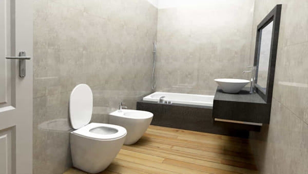 Bagno cieco: cosa serve per renderlo efficiente