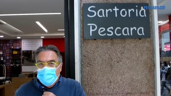 [VIDEO] Pescara riparte dopo il lockdown, i commercianti tornano ad aprire all'insegna dell'ottimismo