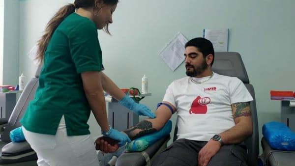 """""""Choco Sunday"""" all'Avis per incentivare la donazione del sangue"""
