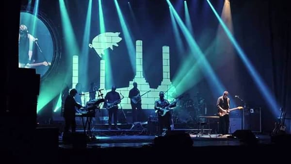 """Pink Floyd, i Paintbox celebrano i 40 anni di """"The Wall"""" con un evento al Teatro Massimo"""