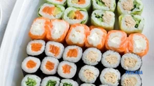 Nei chioschi sushi daily del Pescarese tutti i prodotti per imparare a fare il sushi a casa