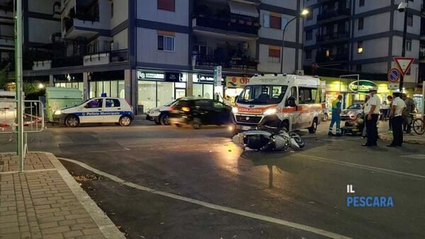 Incidente viale Marconi 3
