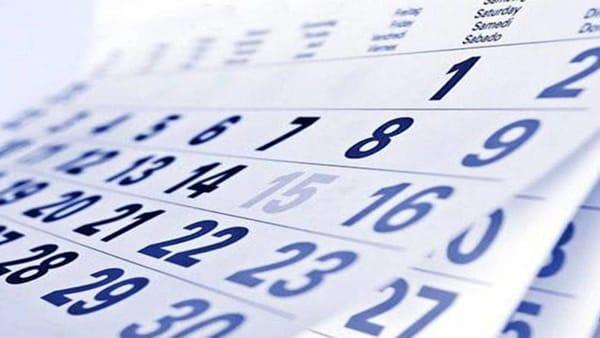 Ponti 2020 e 2021: calendario e festività Ponti 2020 festività