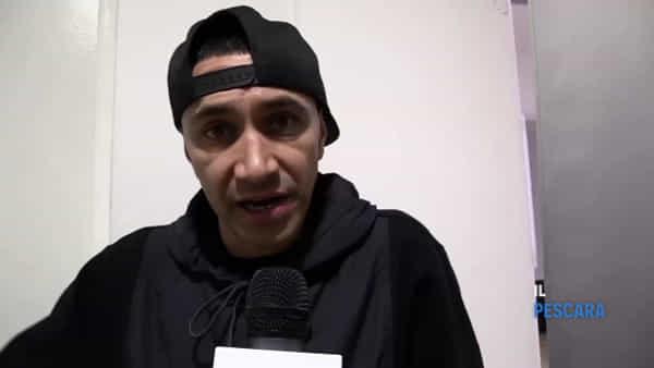 VIDEO   Amir Issaa a Pescara, il rapper e scrittore che racconta la multiculturalità