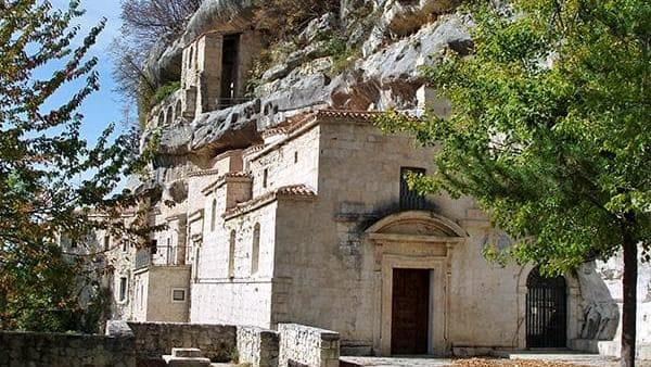 Escursione all'Eremo di San Bartolomeo aRoccamorice