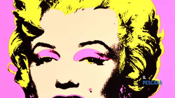 """Alla banca Mediolanum la mostra """"Andy Warhol: Marilyn mito oltre il tempo"""""""