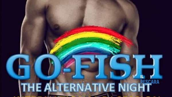"""Go-fish, the alternative night"" allo stabilimento La Prora"