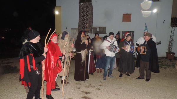 Festa de 'Lu' Sant'Antonie', aSpoltorela decima edizione