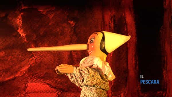 A Pescara arriva 'Pinocchio, Le avventure di un sognatore':un burattino contro il bullismo