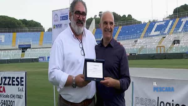 "VIDEO   Il sindaco Masci al Meeting ""D'Amario"" di atletica: ""Pescara ha una forte vocazione sportiva"""