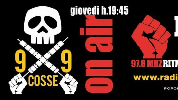 "I 99 Cosse debuttano in radio con ""On air"""