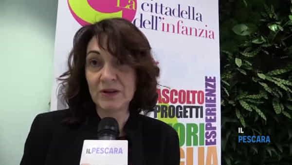 VIDEO | Inaugurata a Pescara la Cittadella dell'Infanzia
