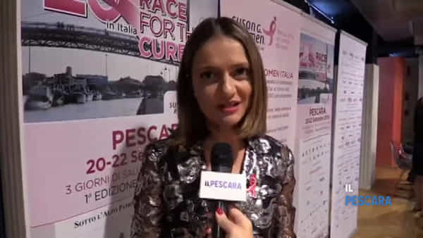 "VIDEO | A Pescara arriva per la prima volta la ""Race for the Cure"", solidarietà e controlli gratuiti"