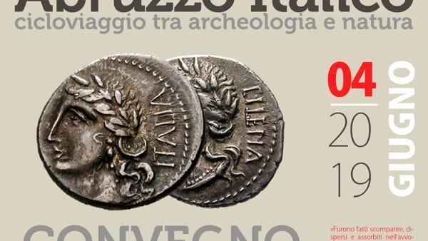 """""""Abruzzo Italico – cicloviaggio tra archeologia e natura"""", convegno al museo Cascella"""