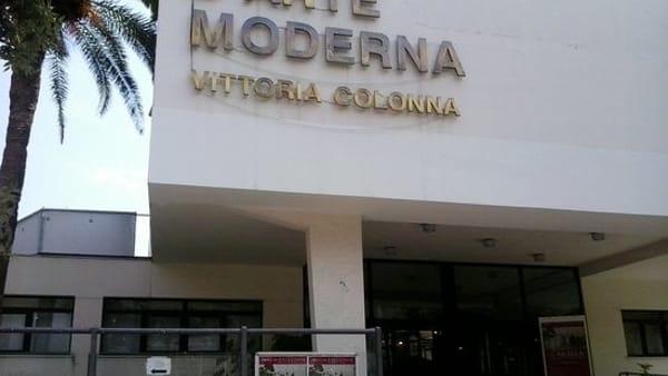 """Avanguardie Discrete"" al Museo d'Arte Moderna Vittoria Colonna"