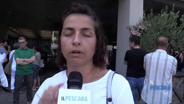 VIDEO | Chiusura Terme di Caramanico, stamane la protesta dei 180 dipendenti