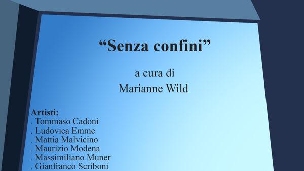 """""""Senza confini"""" al Museolaboratorio dal 3 al 31 ottobre"""